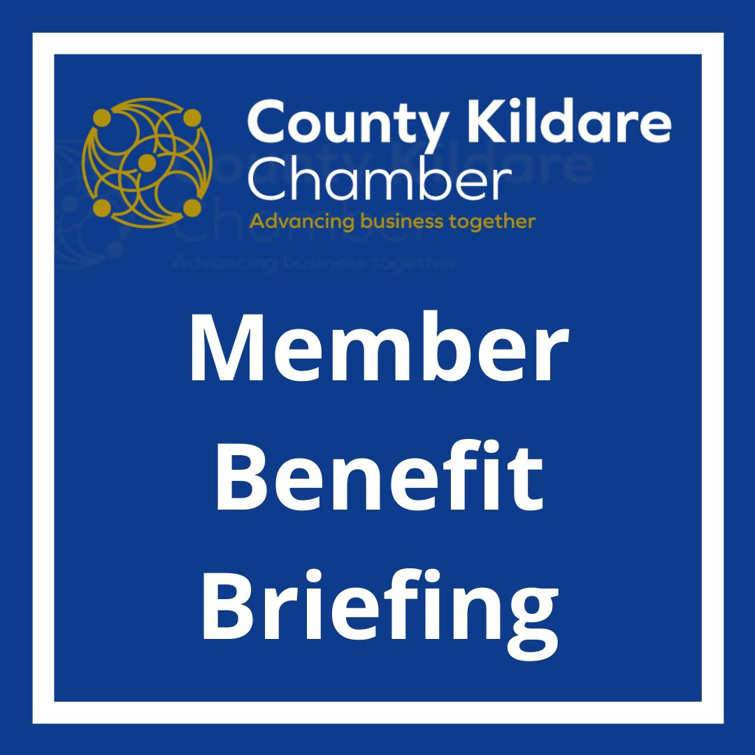 07/10/2020 - Member Benefit Briefing - Maximise Your Membership